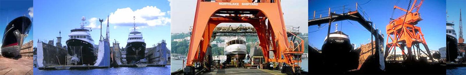Shipyard Layout